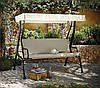 Качели садовые Haversham Classic Garden Swing Seat in Linen