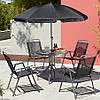 Набор садовой мебели, Cuba 6 Patio Set