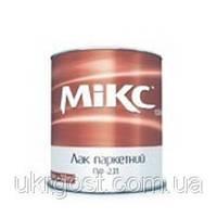 Лак для деревянного пола Микс Паркетный ПФ-231 2.3 кг
