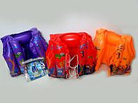 """Жилет детский для купания """"Подводный мир"""" TS-1148 19*14 (цвета в ассортименте), детский спасательный жилет"""