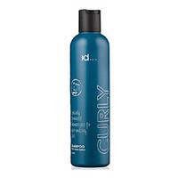 Шампунь для волнистых и кудрявых волос id HAIR, Швеция 250мл