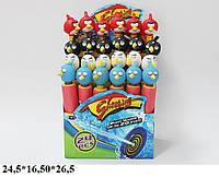 """Детская водяная поролоновая пушка 26см 35426H """"Angry birds"""" 4 цвета, игрушечное водяное оружие"""