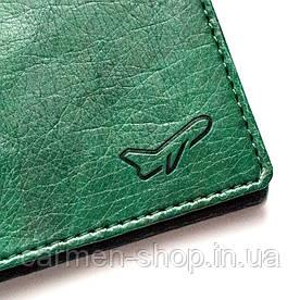 Обложка для паспорта Air - зеленый
