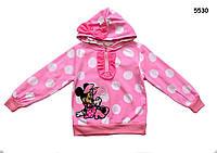 Кофта Minnie Mouse для девочки.  110 см, фото 1