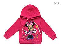 Кофта Minnie Mouse для девочки. 130, 140 см, фото 1