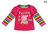Кофта Peppa pig для девочки. 92 см