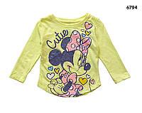 Кофта Minnie Mouse для девочки. 2 года, фото 1