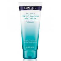 LU Matt Touch Mask - Маска очищающая для комбинированной и жирной кожи, 100 мл