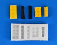 """Молд кондитерский силиконовый для мастики """"Лего"""""""
