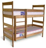 Кровать детская трансформер двухярусная Ясна  /  Ліжко дитяче трансформер двоярусне Ясна