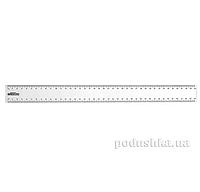 Линейка 40 см пластиковая Маеstro 1 Вересня 1-370352