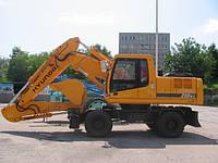 Аренда экскаватора Hyundai R200W-7 в Днепропетровске, фото 1