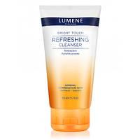 LU Bright Touch Cleanser - Гель для умывания освежающий для нормальной и комбинированной кожи, 150 мл