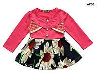 Платье для девочки. 2 года, фото 1
