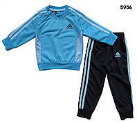Спортивный костюм Adidas для мальчика. 120 см