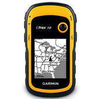Тиристический GPS навигатор Garmin eTrex 10