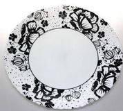 H2432 Alcove black тарілка супова 210мм акц 29400