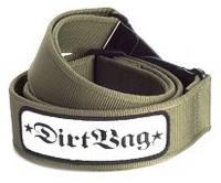 Dunlop DRBS02 OL Ремень гитарный плетеный