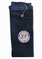 Полотенце United States Northern Command Towel Navy Blue