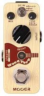 Mooer Wood Verb Ревербератор педаль акустической гитары