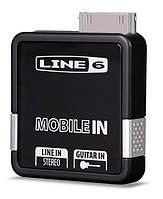 Line6 MOBILE IN Интерфейс аудио iPhone4/iPAD