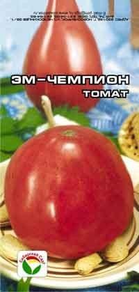 Томат Эм-Чемпион, 20шт.