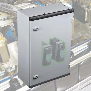 Щит ящик щиток металлический 300х400х200 без монтажной панели IP66 распределительный управления автоматизации