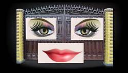 В'їзні ворота-це обличчя вашого будинку»!