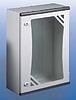 Щит ящик щиток металлический 600х400х200 с монтажной панелью IP55 распределительный управления автоматизации