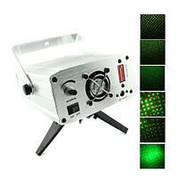 Цветомузыкальная лазерная система с пультом д/у  LSS-20 / S002