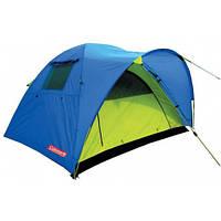Палатка туристическая 3-х местная coleman 1014, фото 1