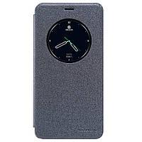 Чехол книжка Nillkin Sparkle Smart для Meizu M3 note черный