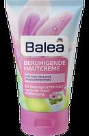 Balea Beruhigende Hautcreme, 125 ml - Успокаивающий крем после бритья и депиляции для женщин, 125 мл