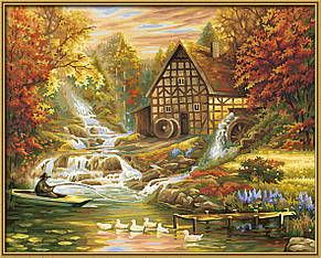 Картина по номерам «Schipper» (9130507) Золотая осень, 50х40 см, фото 2