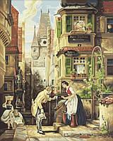 """Картина по номерам «Schipper» (9130293) художественный творческий набор Карл Шпицвег """"Вечный жених"""", 40х50 см"""