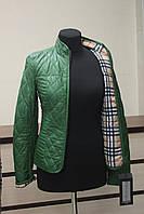 Кожаная куртка женская двусторонняя