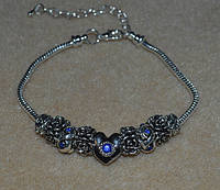 бютжетный браслет в стиле Пандора