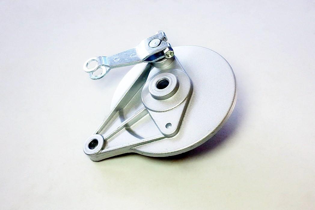 Панель тормозная задняя+торм. механизм (318477) 'TATA'