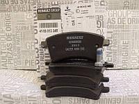 Тормозные колодки передние Renault Kangoo >2008 года, 410601334R