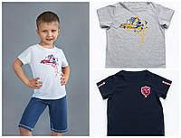 """Футболка для мальчика """"Sport"""" (р.92-122)"""
