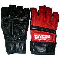 Перчатки Каратэ Boxer  XL кожа