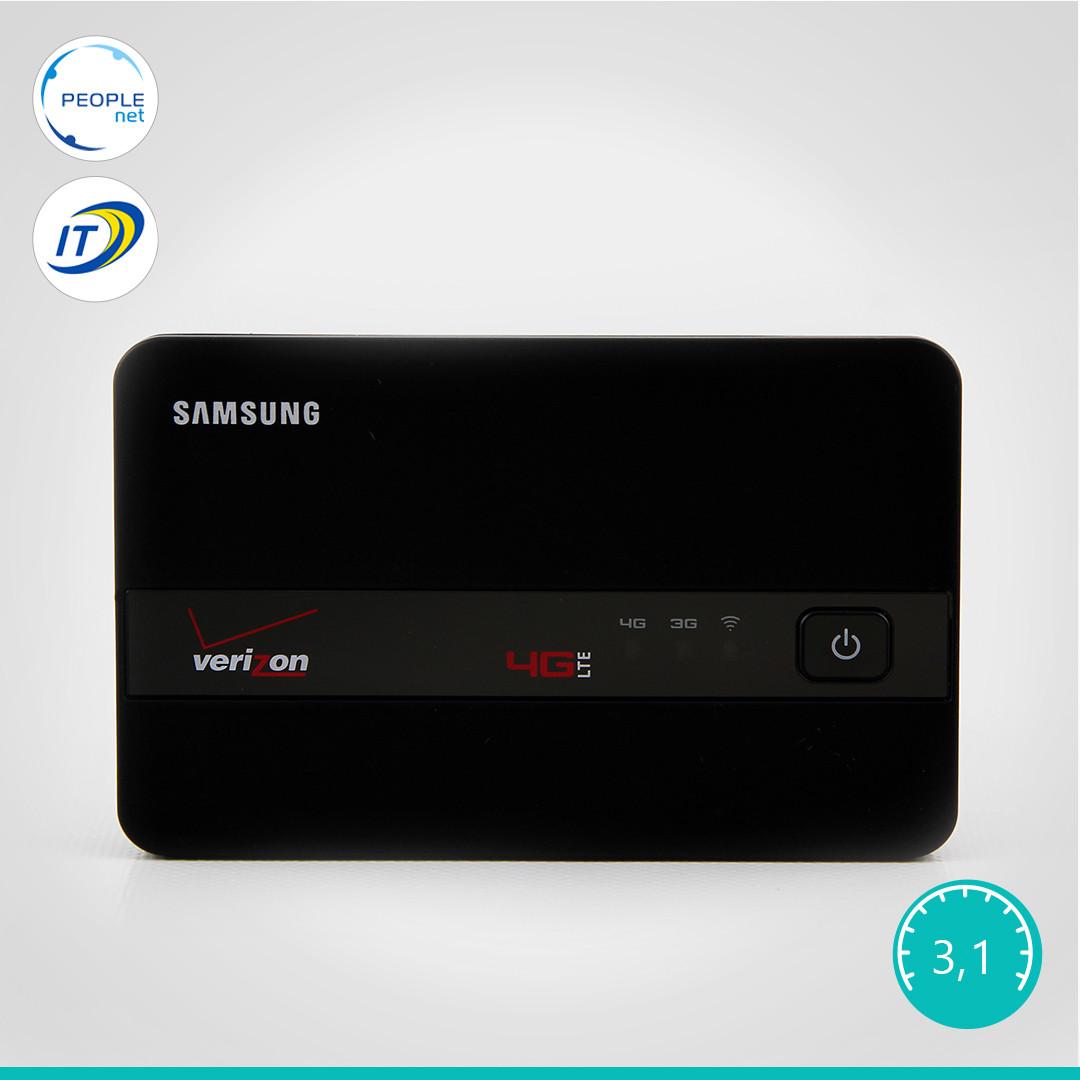 Мобильный 3G/4G WiFi Роутер Samsung SCH-LC11