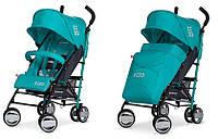 Коляска-трость детская Euro-Cart Ezzo emerald, Бирюзовый