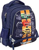 Рюкзак школьный ортопед Kite 517 Hot Wheels для мальчиков (HW16-517S) , фото 1