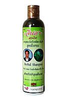 Травяной шампунь Jinda от выпадения волос  с синим чаем 250 мл