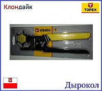 Дырокол TOPEX 32D424