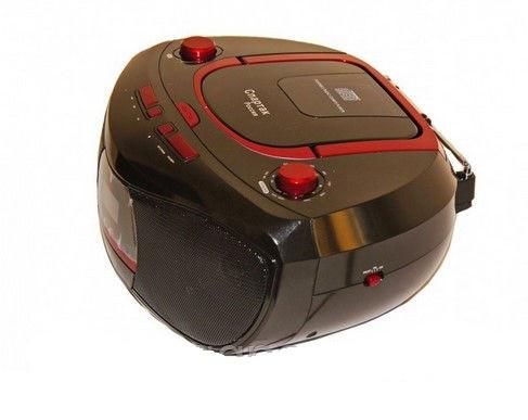 Бумбокс колонка MP3 4106 портативная автомагнитола
