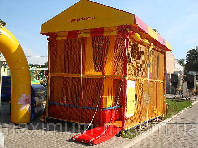 Малюк. Каркасний лабіринт з дахом для вулиці. Купити. Ціна.