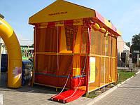 Малюк. Каркасний лабіринт з дахом для вулиці. Купити. Ціна., фото 1