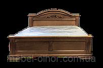 Кровать из натурального дерева Флоренция (160*200)